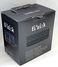 Fizik Bar Tape Handlebar Tape PERFORMANCE Classic Touch Microtex 3mm Black