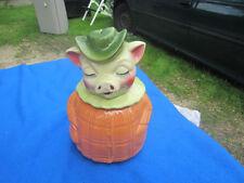 SHAWNEE WINNIE PIG BANK COOKIE JAR # 61