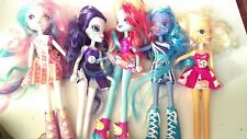 My Little Pony Equestria Girl Dolls Lot of 5