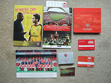 arsenal unused flap match box undated shows highbury poss in the 1960's