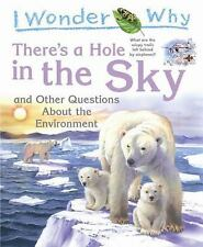 I Wonder Why There's a Hole in the Sky: and Other Questions About the -ExLibrary