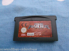 TOMB RAIDER ~ NINTENDO GAME BOY ADVANCE ~ GBA~SP~DS LITE ~ FAST FREE UK POSTAGE