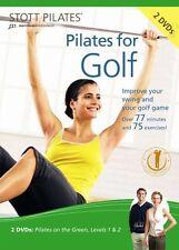 Stott Pilates: Pilates for Golf (2009, DVD NEW)