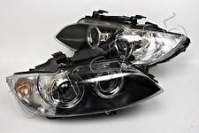 BMW 3 Series E92 E93 2006- Xenon Headlights Front Lamps PAIR RH + LH