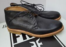 NEW THE FRYE COMPANY JOHN A TOYE BLACK SOFT LEATHER MENS SHOES BOOTS 16147 11 D