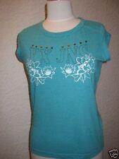 Orig. XX by MEXX -reizendes Shirt im modischen  DESIGNE türkis Gr.40 NEU