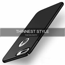 """Premium 4 Cuts Rubberized Matte Hard Back Case Cover For *Apple iPhone 7 (4.7"""")*"""