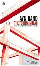 THE FOUNTAINHEAD by Ayn Rand NEW BOOK (2005) objectivism classic literature
