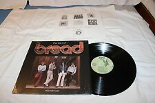 Bread RCA Record Club LP with Gatefold Cover & Original Record Sleeve-THE BEST O