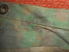 U.S.ARMY;1944' WWII U.S.MARINES,PONCHO,CAMOUFLAGE SHELTER,OR TENT 1944' WWII