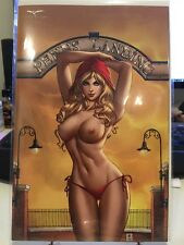 Grimm Fairy Tales #123 1/100 Philadelphia Comic Con Nude Exclusive NM+ Variant