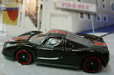 2014 Ferrari 5-pack Design Ex ENZO FERRARI ☆met BLACK; red ☆LOOSE Hot Wheels