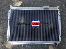 ALUMINUM RADIATOR FOR 1984-1989 NISSAN 300ZX  2+2 COUPE/BASE/TURBO COUPE 3.0L V6