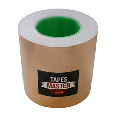 """6"""" x 55 yds (152mmx50m) Copper Foil Tape /EMI Conductive Adhesive /Ship from USA"""