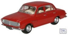 76FB004 Oxford Diecast Carnival Red Vauxhall Victor FB 1/76 Scale OO Gauge