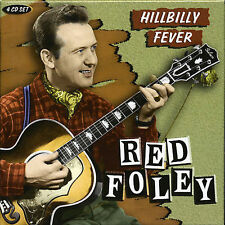 Hillbilly Fever by Red Foley (CD, May-2006, 4 Discs, Proper Box (UK)) SEALED!