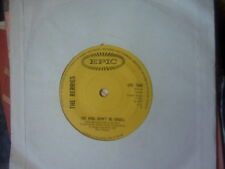 THE BERRIES(formerly RockingBerries) uk single record THE KING(Dont Be Cruel)/