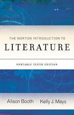 The Norton Introduction to Literature Book Portable 10th (Paperback)