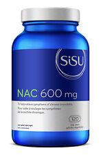 Sisu NAC (N-acetylcysteine) 600 mg