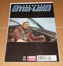 Legendary Star-Lord #1 Photo Variant Edition 1st Print Guardians of the Galaxy
