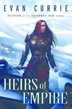 The Scourwind Legacy: Heirs of Empire 1 by Evan Currie (2015, Paperback)