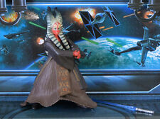 STAR WARS FIGURE 2002 SAGA COLLECTION SHAAK TI (JEDI MASTER)