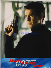 JAMES BOND DIE ANOTHER DAY SUPERB RARE SET OF 12 ORIGINAL GERMAN LOBBY CARDS