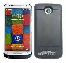 """Motorola Moto X 2014 (X+1/2nd Gen) 5.5"""" Power Bank Case 4200 mAH Battery Case"""