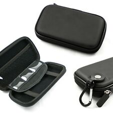 Black Hard Shell Carrying Case for Olympus E-P3, E-PL1, E-PL2, TG-2 iHS, XZ-2