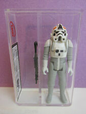 star wars AT AT DRIVER no coo ACTION FIGURE UKG not AFA vintage 80%
