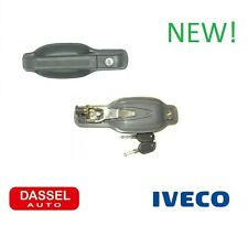 IVECO DAILY 1989 - 1999 FRONT Door Handle with Keys LEFT SIDE LH