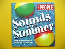 SOUNDS OF THE SUMMER  CD, A THE PEOPLE NEWSPAPER PROMOTION (1 CD)