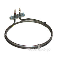 2600W Fan Oven Heat Element for New Wave NW90TA NW90TX Cooker 2 Turn Spare Part