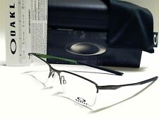 Authentic OAKLEY Socket 5.5 OX3218-0254 Pewter 54mm RX Eyeglasses