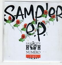 (FL20) San City High, Numero 2 - DJ CD