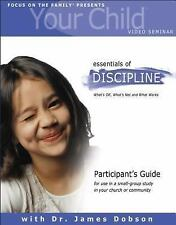Your Child Video Seminar Participant's Guide: Essentials of-ExLibrary