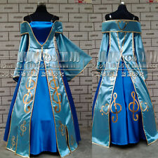LOL Maven of the Strings Sona Buvelle Cosplay Costume Halloween Christmas Dress