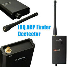 Anti-spy Bug Camera Tracker Phone,1-8000MHZ GSM Bug RF Signal Detector Finder