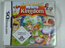 NINTENDO DS GAME My Sims Kingdom, used but GOOD