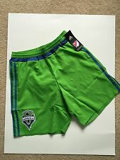adidas SEATTLE SOUNDERS FC Soccer Shorts Green Size XL