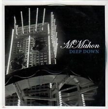 (EO324) McMahon, Deep Down  EP - 2013 DJ CD