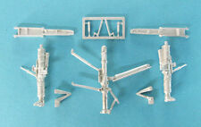 F-14 Tomcat Landing Gear for 1/48th Scale Academy Model SAC 48258