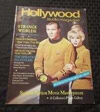 1978 HOLLYWOOD Studio Magazine v.12 #5 VF- Star Wars Trek Movie