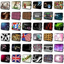 "15"" inch 15.6"" Laptop Sleeve Bag Case Cover For HP DELL Toshiba ASUS Sony Acer"