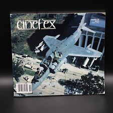 Cinefex #59 TRUE LIES/MAYHEM MIAMI, Alien Nation, WOLF Jack Nicholson, Moonshots