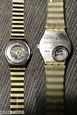 SWATCH GB112C - LIMELIGHT 2 - 1987 - DUMMY NOT WORKING WATCH NEW IN BOX RARE