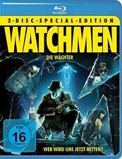 MALIN/CRUDUP,BILLY/GOODE,MATTHEW AKERMAN-WATCHMEN 2D  2 BLU-RAY NEU SNYDER,ZACK