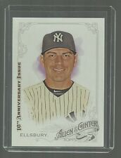 2015 Topps Allen and Ginter Jacoby Ellsbury 10th Anniv Insert serial #'d /10 !!!