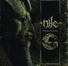 (CD) Nile - Those Whom The Gods Detest
