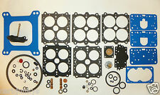 Holley 1850 3310 Carburetor Rebuild Kit 4160 600 750 Secondary Diaph EtOH Resist
